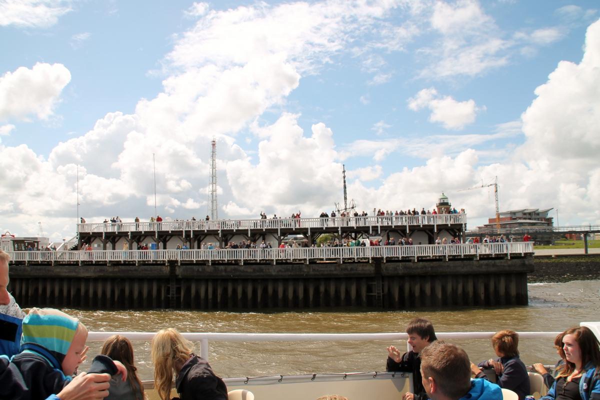 Cuxhaven – Ferienhaus \