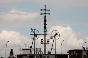 Windsemaphor Borkum/Helgoland